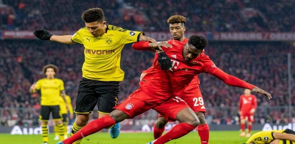 Bundesliga αποδόσεις