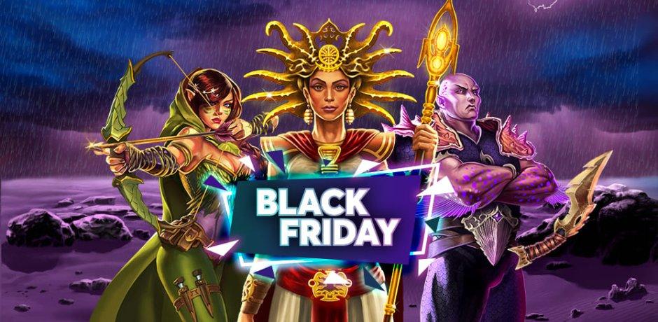 Stoiximan Black Friday